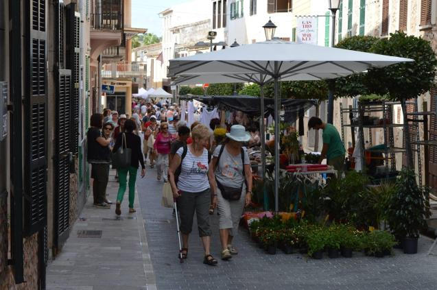 Weekly markets in Majorca