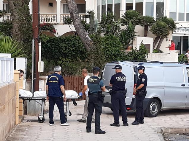 Killings of women in the Balearics