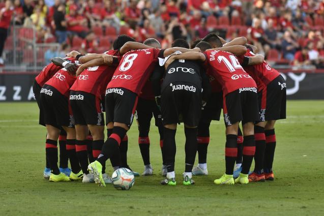 Real Mallorca football match