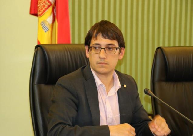 Iago Negueruela, tourism minister