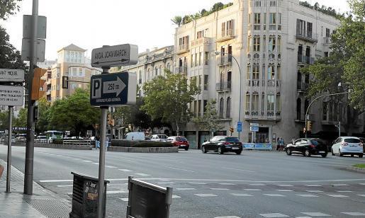 Avenida Joan March