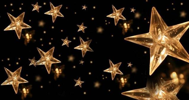 Christmas lights in Palma-