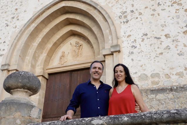 Xisca Lopez Raigal and Rafa Perez Lopez