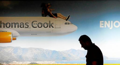 Thomas Cook collapse in Majorca