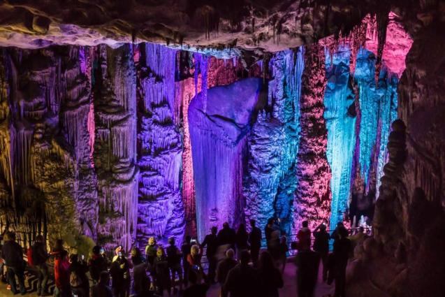 Arta Caves