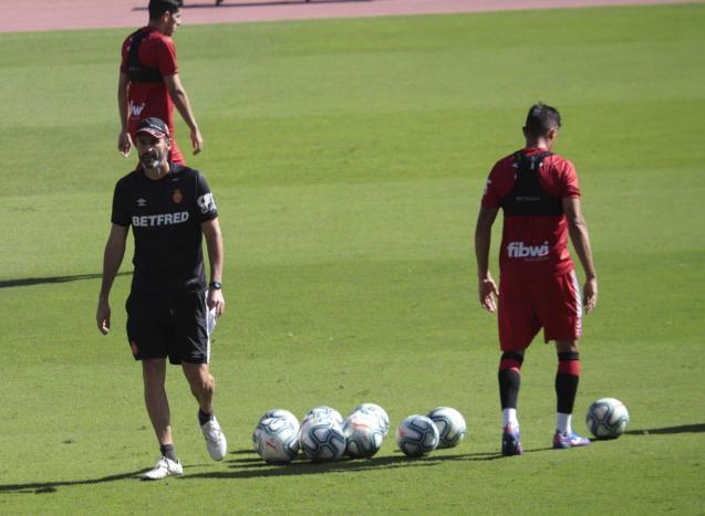 Vicente Moreno, Mallorca's coach