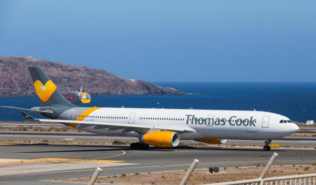 Thomas Cook collapsed last month