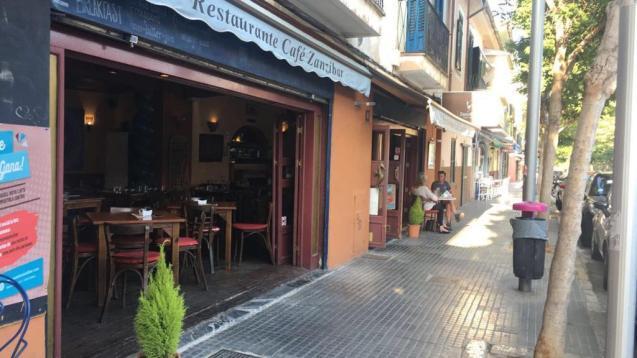 Restaurante Cafe Zanzibar