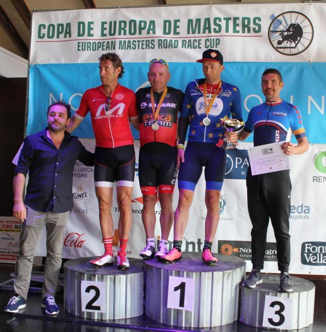22nd International Masters Cycling Week