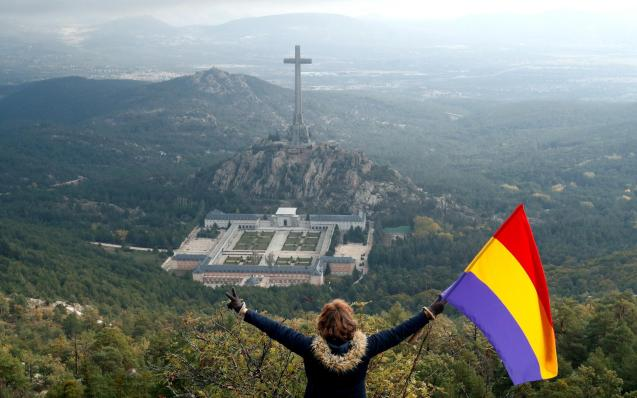 Exhumation of late Spanish dictator Francisco Franco