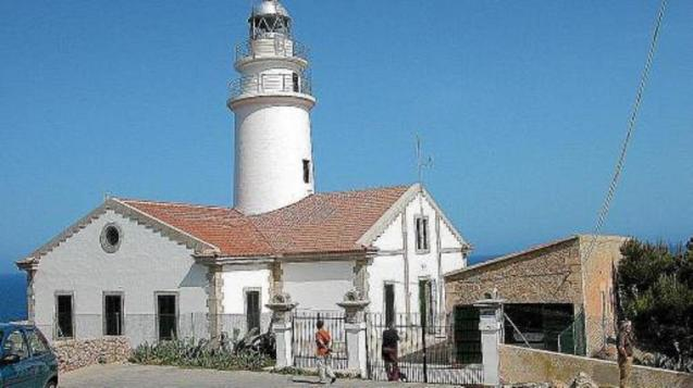 The lighthouse at Capdepera