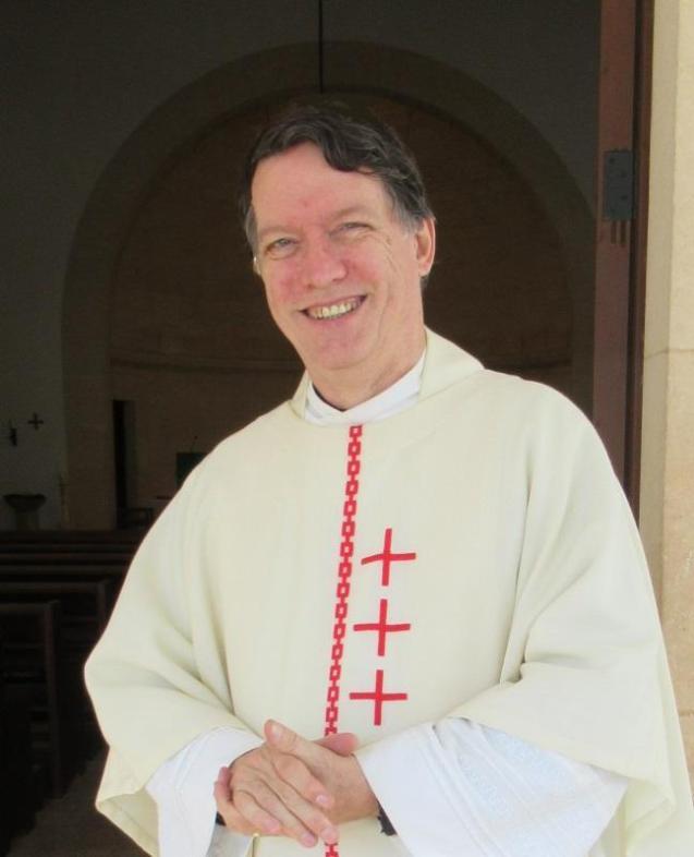 Reverend David Waller