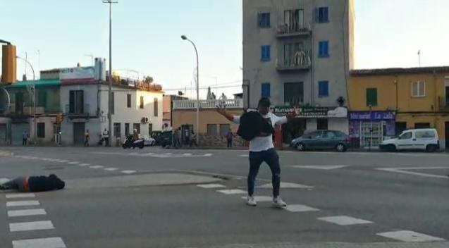 Attack in Palma