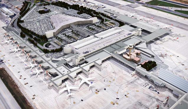 Palma airport plan