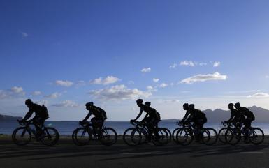 Majorca is a bikers paradise.