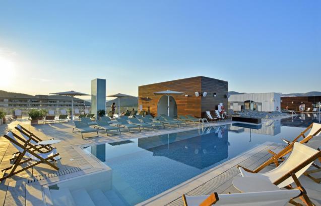 Innside Calvia Beach Rooftop.