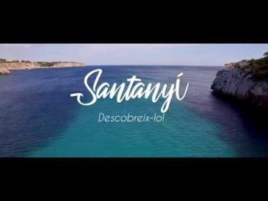 Santanyi, home to some of the best beaches in Majorca.