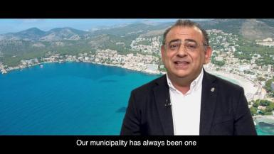 The Mayor of Calvià, Alfonso Rodríguez, invites you to visit his municipality which includes many of the top resorts on the island.
