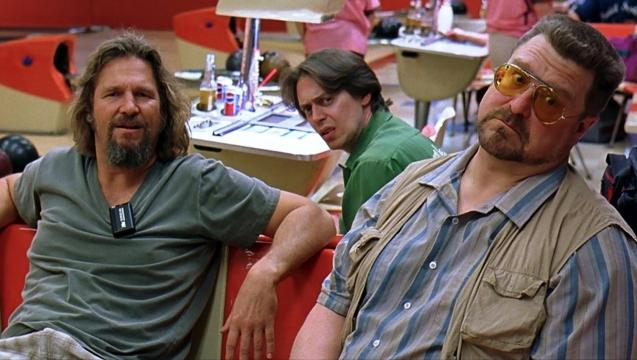 The Big Lebowski showing in English at CineCiutat.
