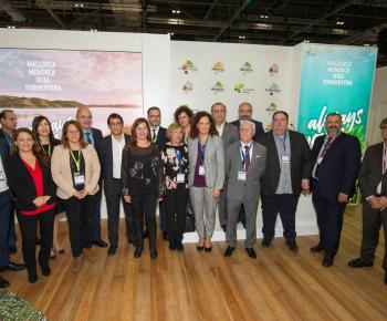 London World Travel Market 2019