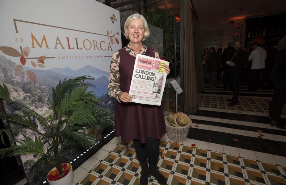 The Daily Bulletin at the Majorca experience hosted by the Council of Majorca