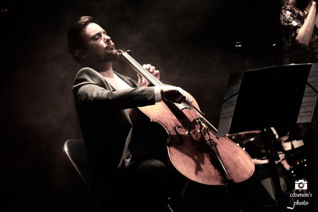 Gabriel Fiol performs in Palma