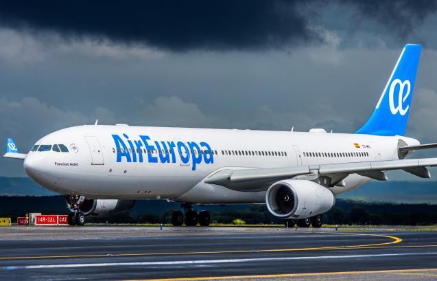 Air Euorpa Airbus A330-300