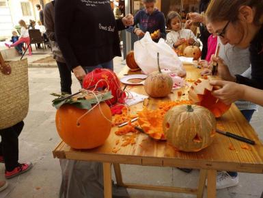 Autumn Fair in Muro.
