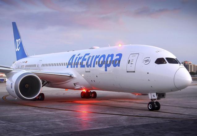 Air Europa Boeing 787 Dream Liner