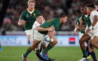 Rugby World Cup - Final - England v South Africa