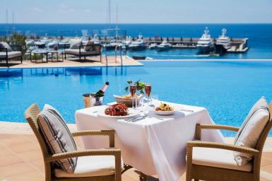 Hotel Treats - Pure Salt Hotel.