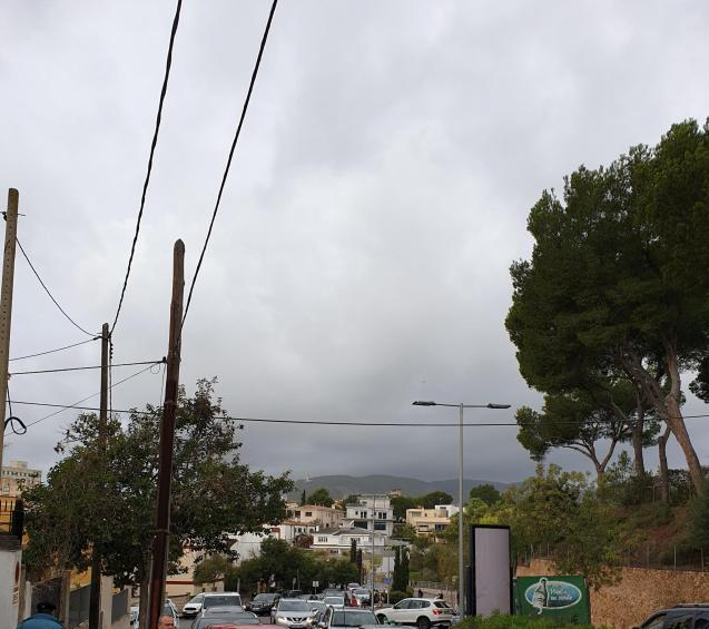 Overcast in Palma