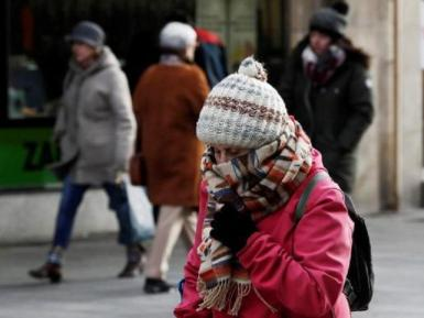 Snowstorms are forecast to blanket the Balearic Islands.