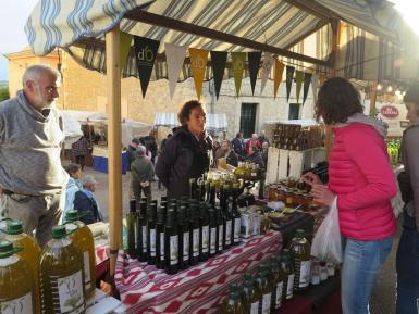 Caimari Olive fair starts tomorrow.