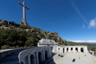 Valley of the Fallen, Madrid.