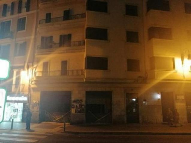 Building in Palma evacuated