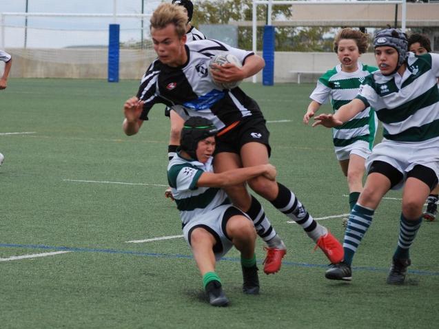 U14 RC Ponent tackle El Toro RC