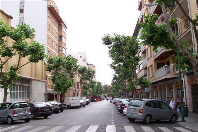 calle Nuredduna in Palma