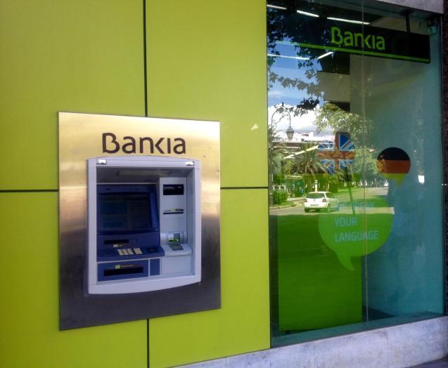 Bankia branch, Palma