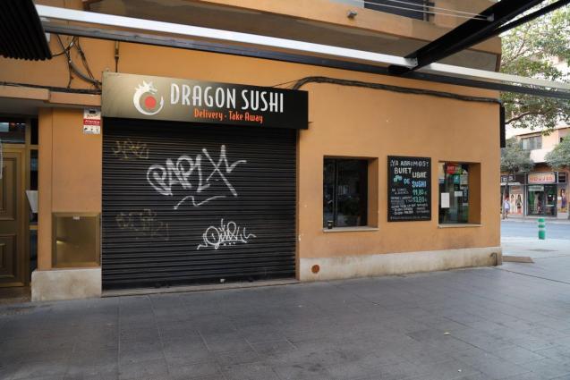 Dragon Sushi restaurant, Palma