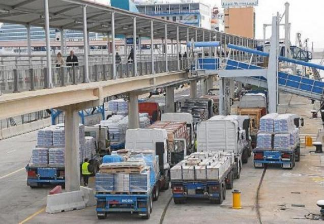 The overall increase in the cost of freight could be as much as 18%