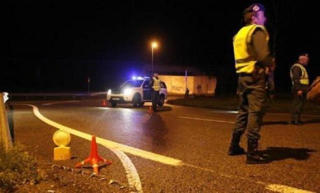 Guardia Civil arrested the underage driver on the Via Cintura