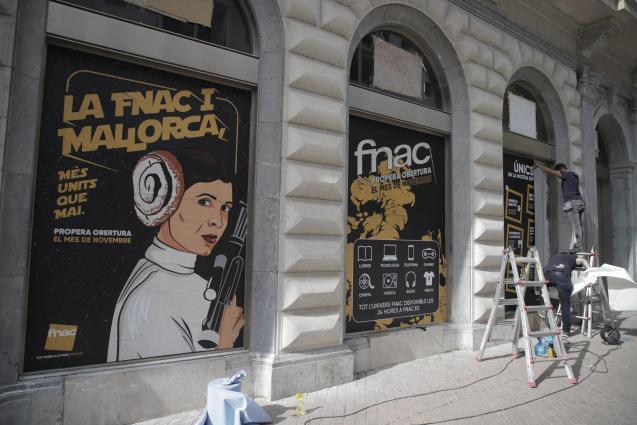 FNAC in Palma