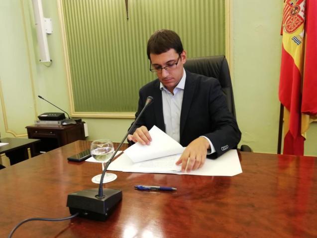 Iago Negueruela, employment minister.