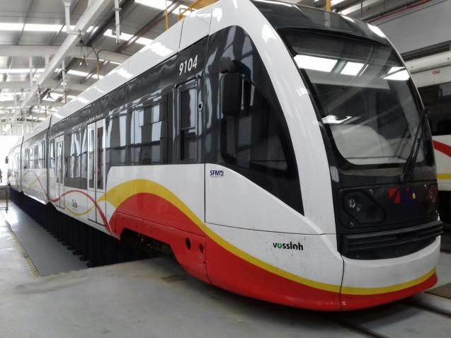 The decrease in services mainly affected the Palma to Marratxi line