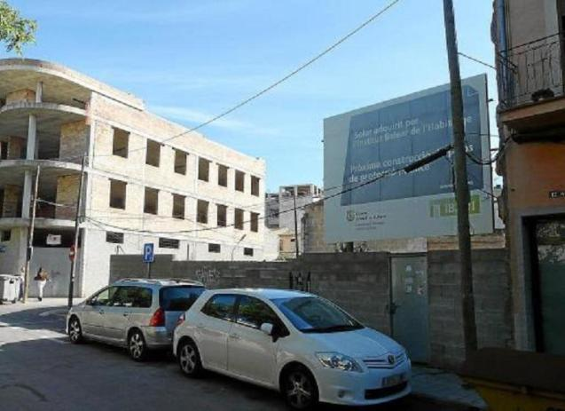Eleven new social housing units are planned to be built in n calle Lleó XIII-de les Moreres, in Manacor