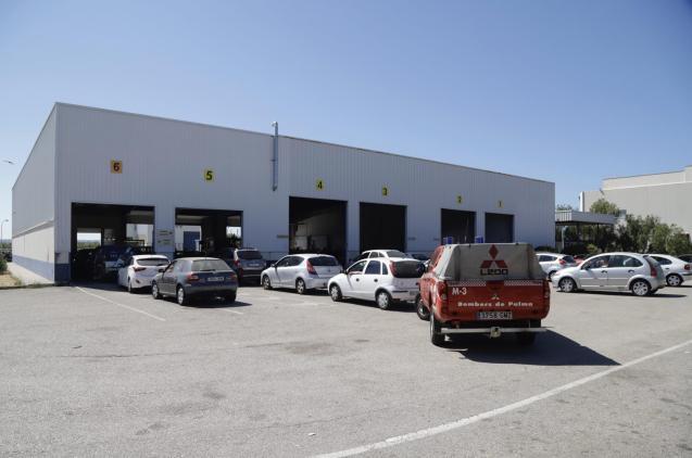 ITV centre in Palma