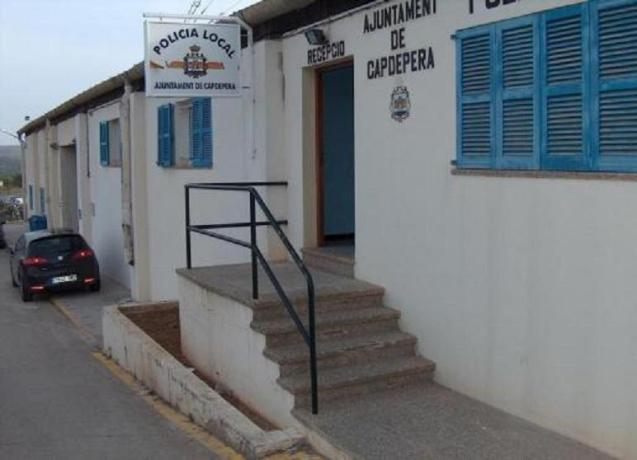 Capdepera Police Station