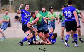 Babarians XV against San Cugat