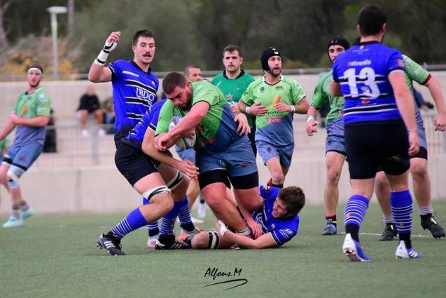 Babarians XV against San Cugat